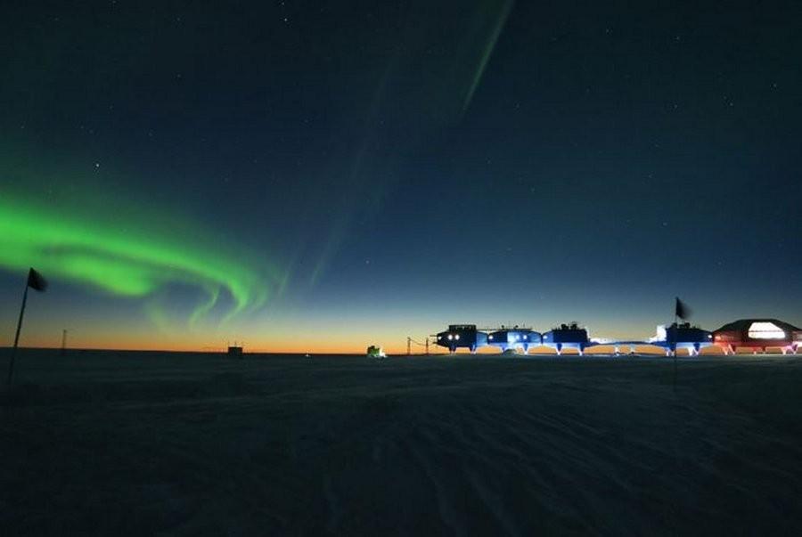 Антарктична станція Халлі
