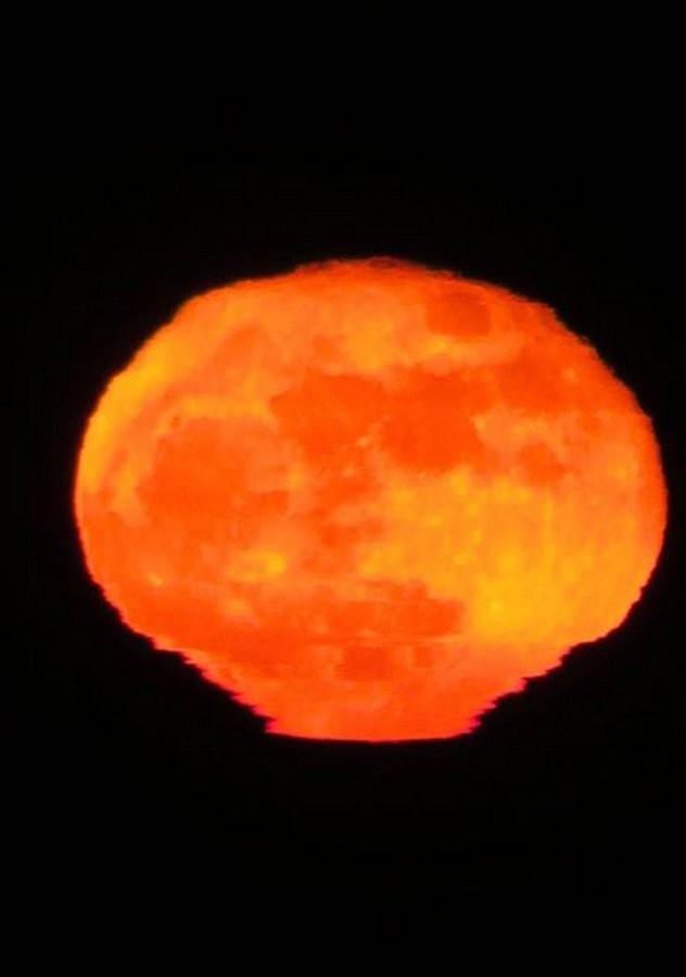 Схід Місяця