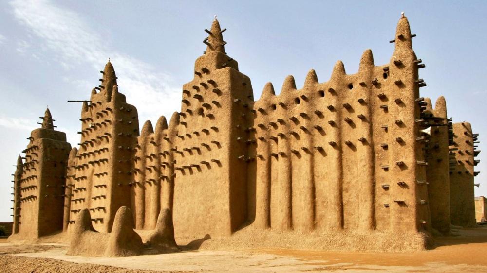 велика мечеть Дженні