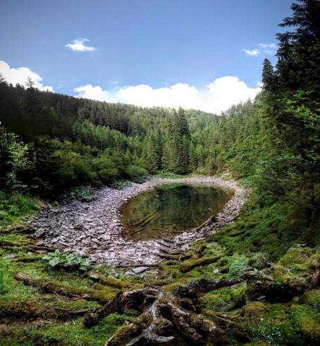 Озеро Росохан
