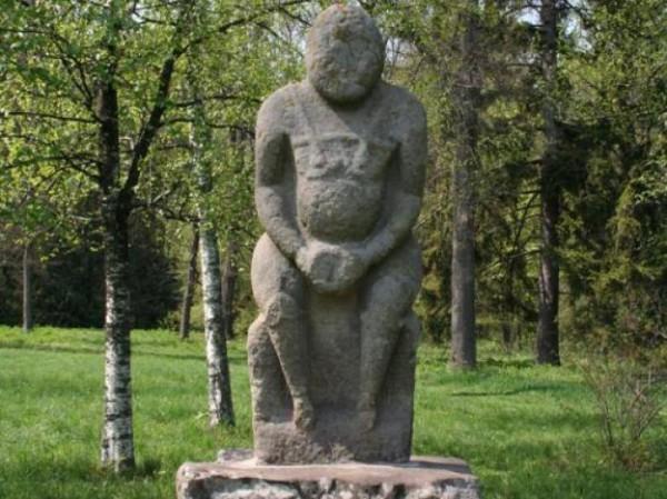 Парк Тростянець, Чернігівська обл.