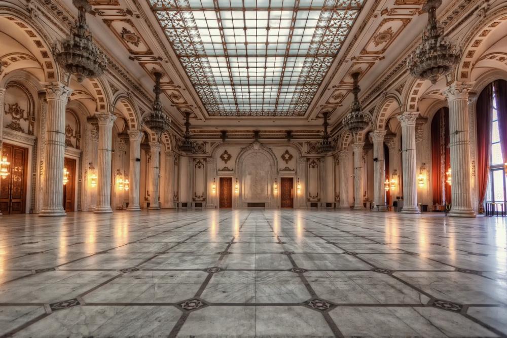 Палац парламенту, Румунія