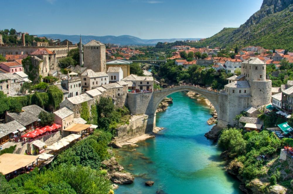 Старий міст, Боснія і Герцеговина