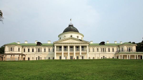 Качанівський палацово-парковий комплекс, с. Качанівка, Чернігівська обл.