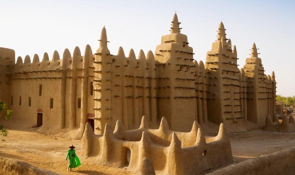 велика мечеть Дженне