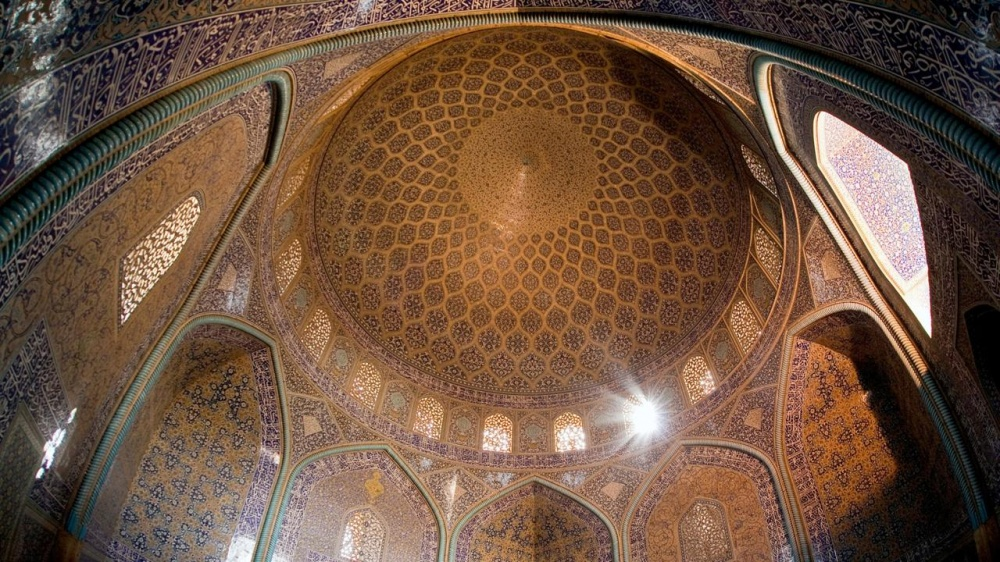 Мечеть шейха Лютфулли, Іран