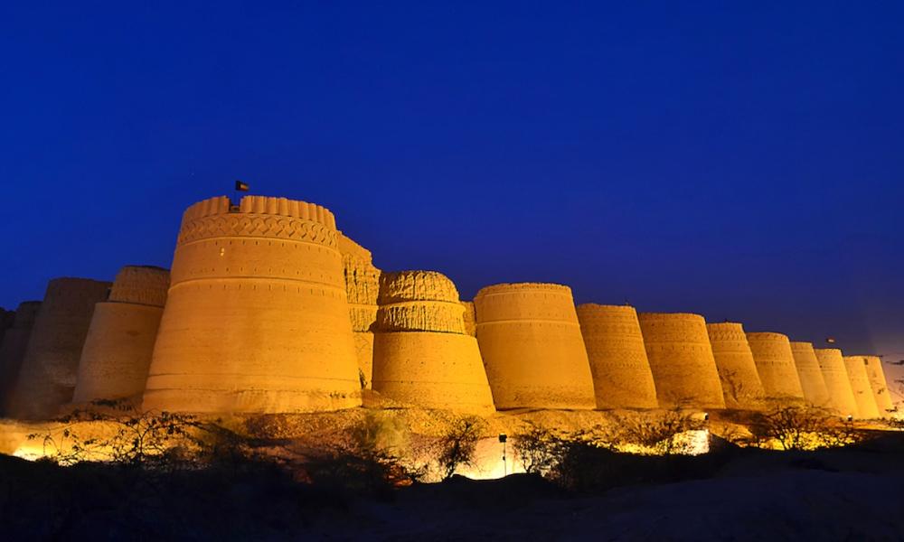 Деравар, Пакистан