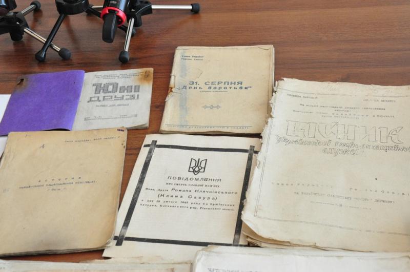 Документи УПА