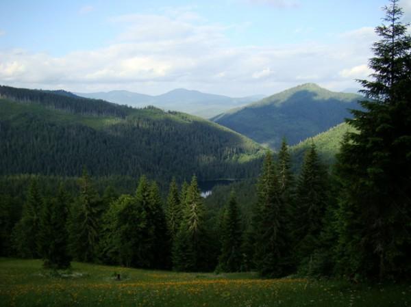 Національний парк Синевир, Міжгірський р-н, Закарпатська обл.