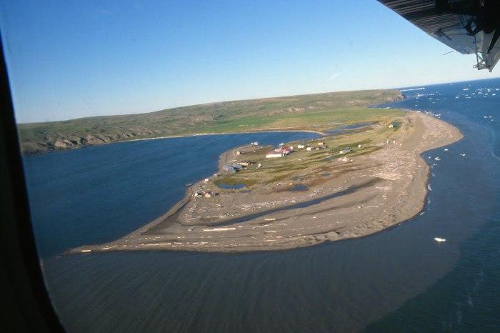Хершел - занедбаний острів в Канаді.