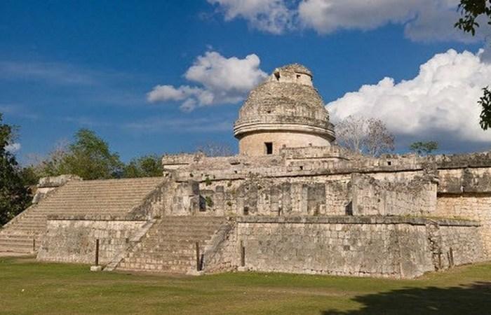 Храм Кукулькана.