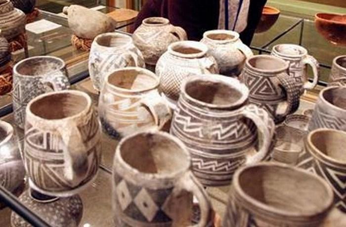 Індійські артефакти з Бландінг