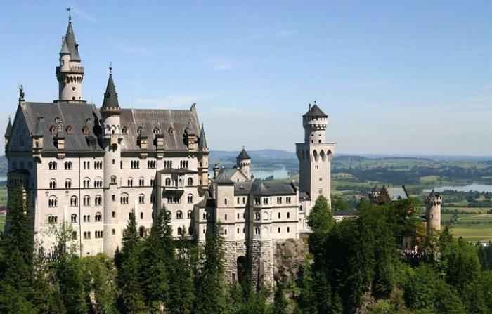 Один з найвідоміших замків на Землі.