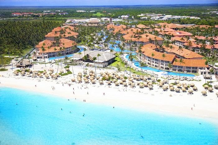 Грандіозний курорт в Домініканській республіці, який вважається найкращим по всій країні.