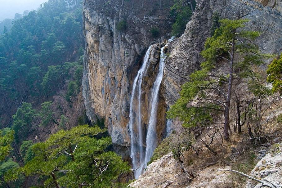 Водоспад Учан-Су