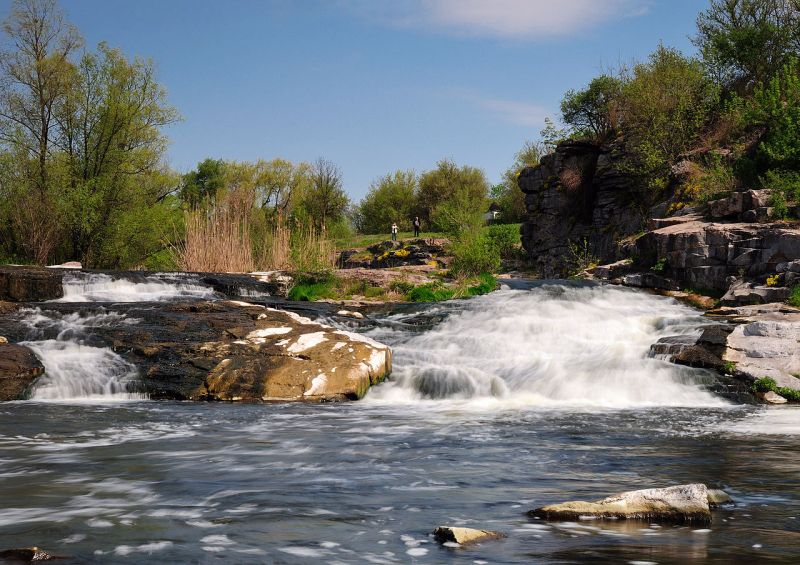 Водоспад Вир