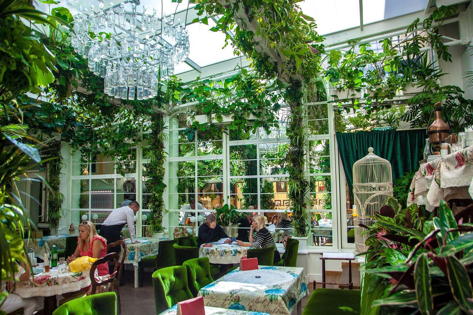 Ресторація Бачевських