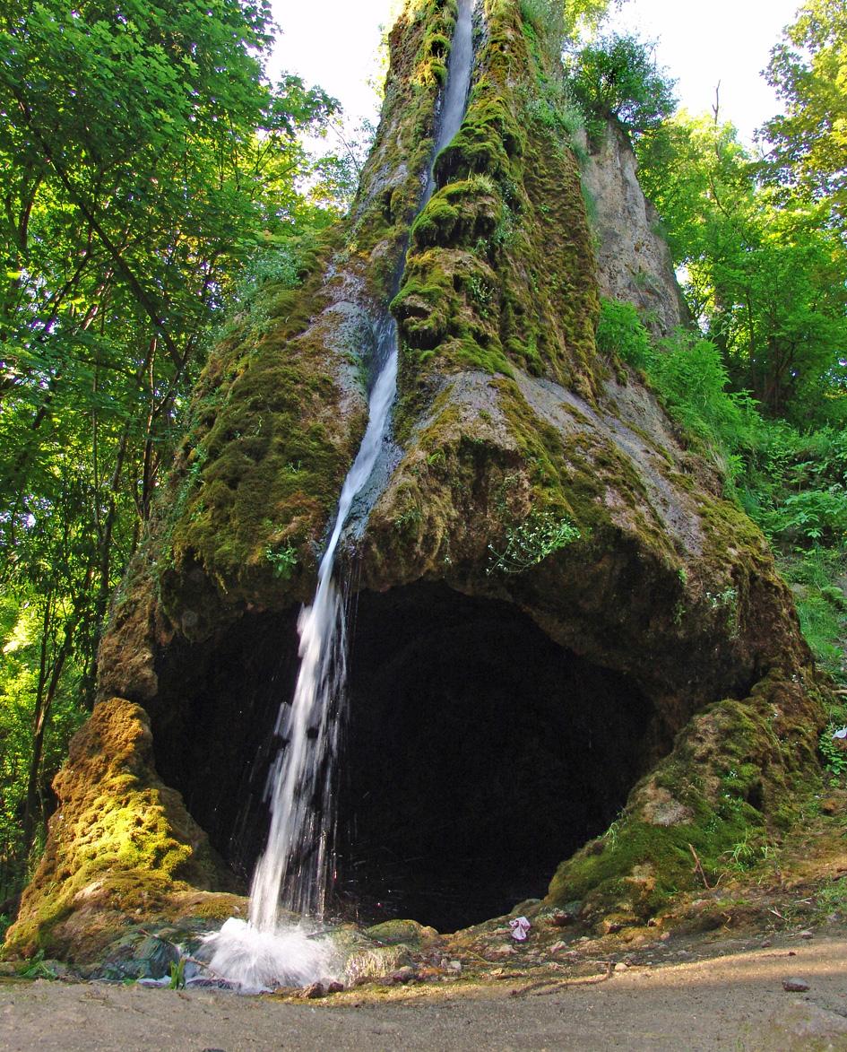Найдивовижніші водоспади України. А які вже бачив ти?