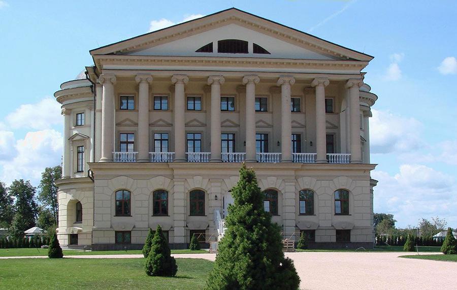 маєток Розумовського в Батурині