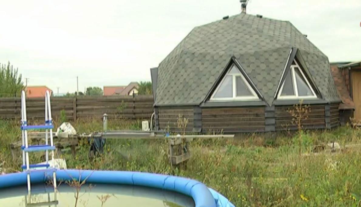 Кругла купольна будова Самойлова