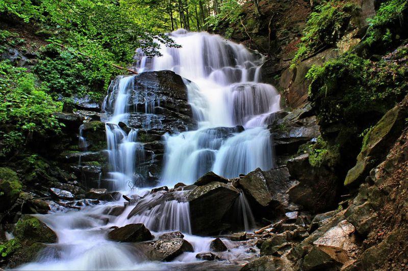 водоспад Шипіт, Пилипець