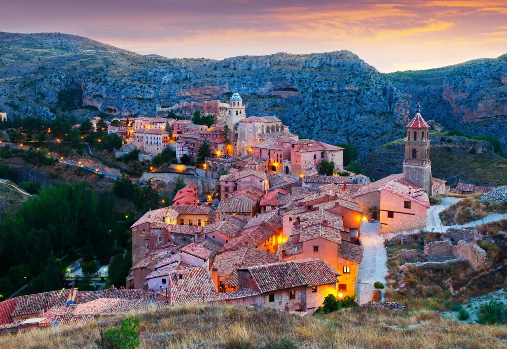 Альбаррасіна, Іспанія