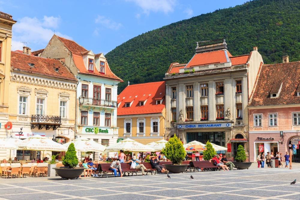Брашов, Румунія