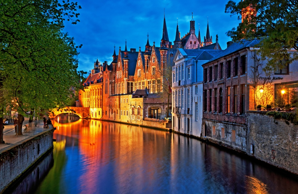 Брюгге, Бельгія