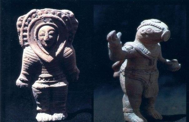 Фігурки з Еквадору
