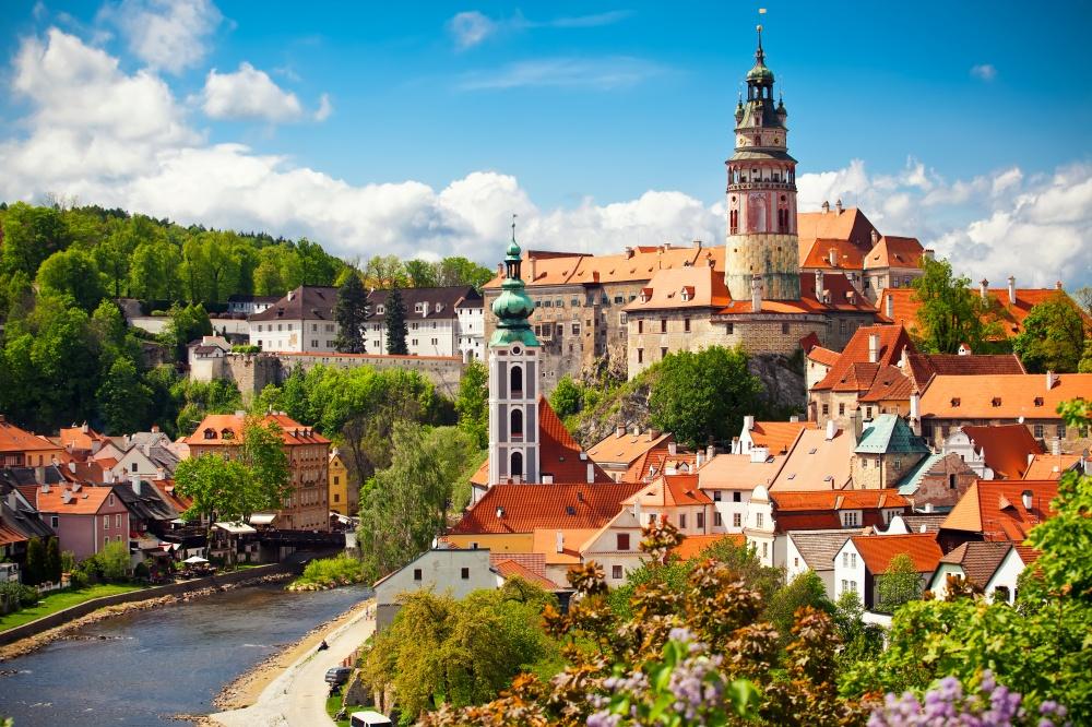 Ческі-Крумлов, Чехія