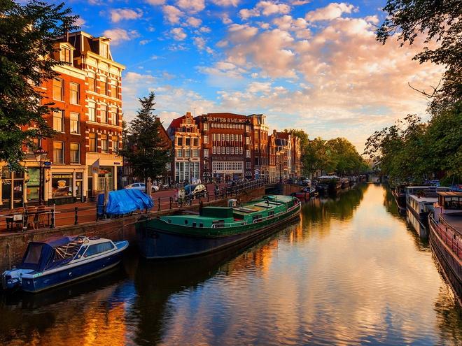 Амстердам © feerie.com.ua