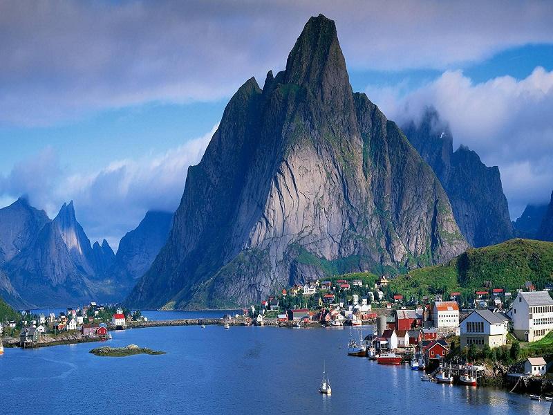 Норвезькі фіорди