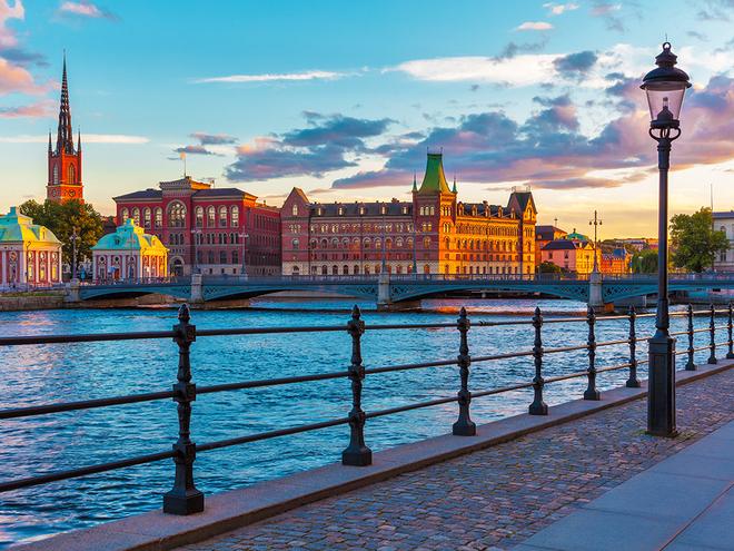 Стокгольм © radisson.ru