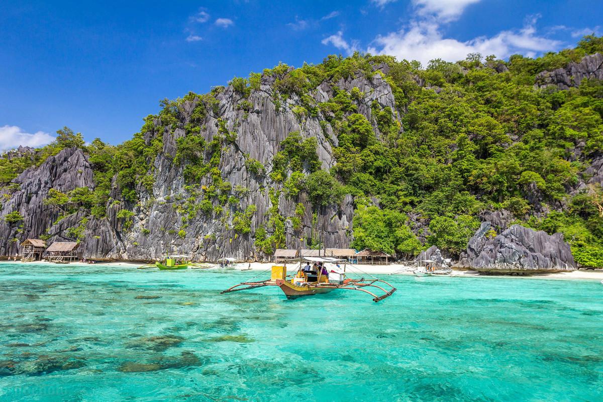 о. Палаван, Филиппины