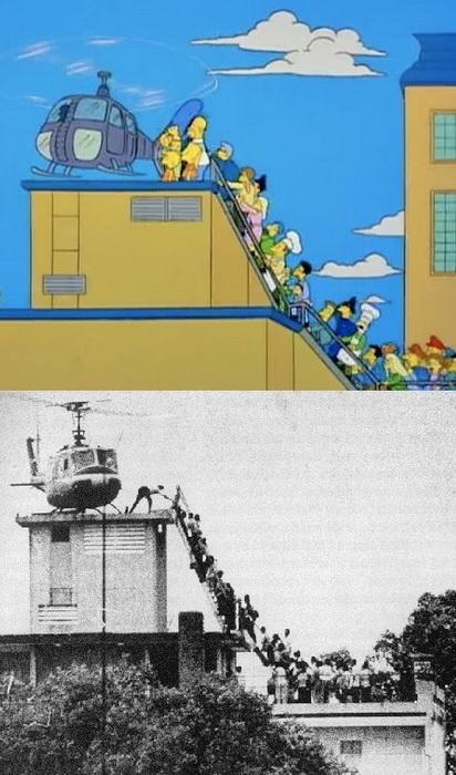 Сімпсони і спецоперація Поривчастий вітер