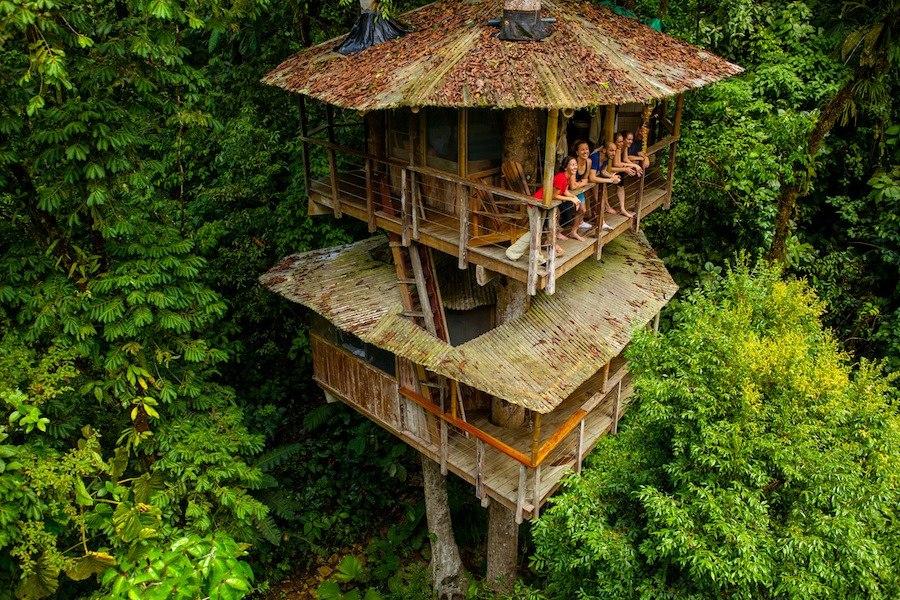 Finca Bellavista, Коста-Ріка