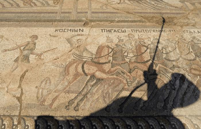 Таємнича мозаїка: кіпрський «Іподром».