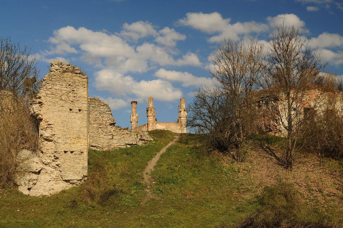 Новомалінський замок