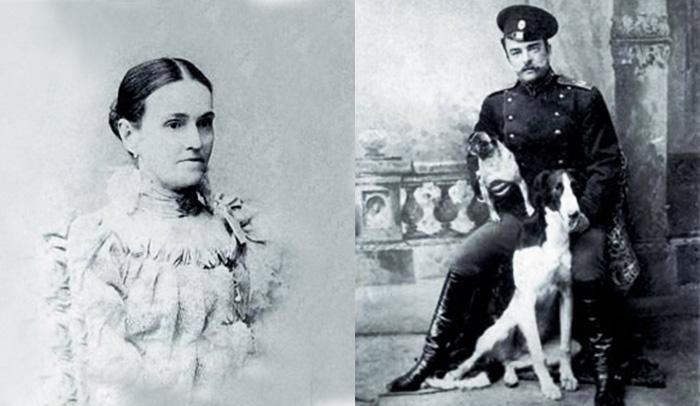 Батьки Катерини — Марія Михайлівна Десницька та Іван Степанович Десницький
