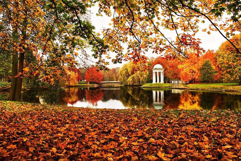 Осінь у «Софіївці», Умань