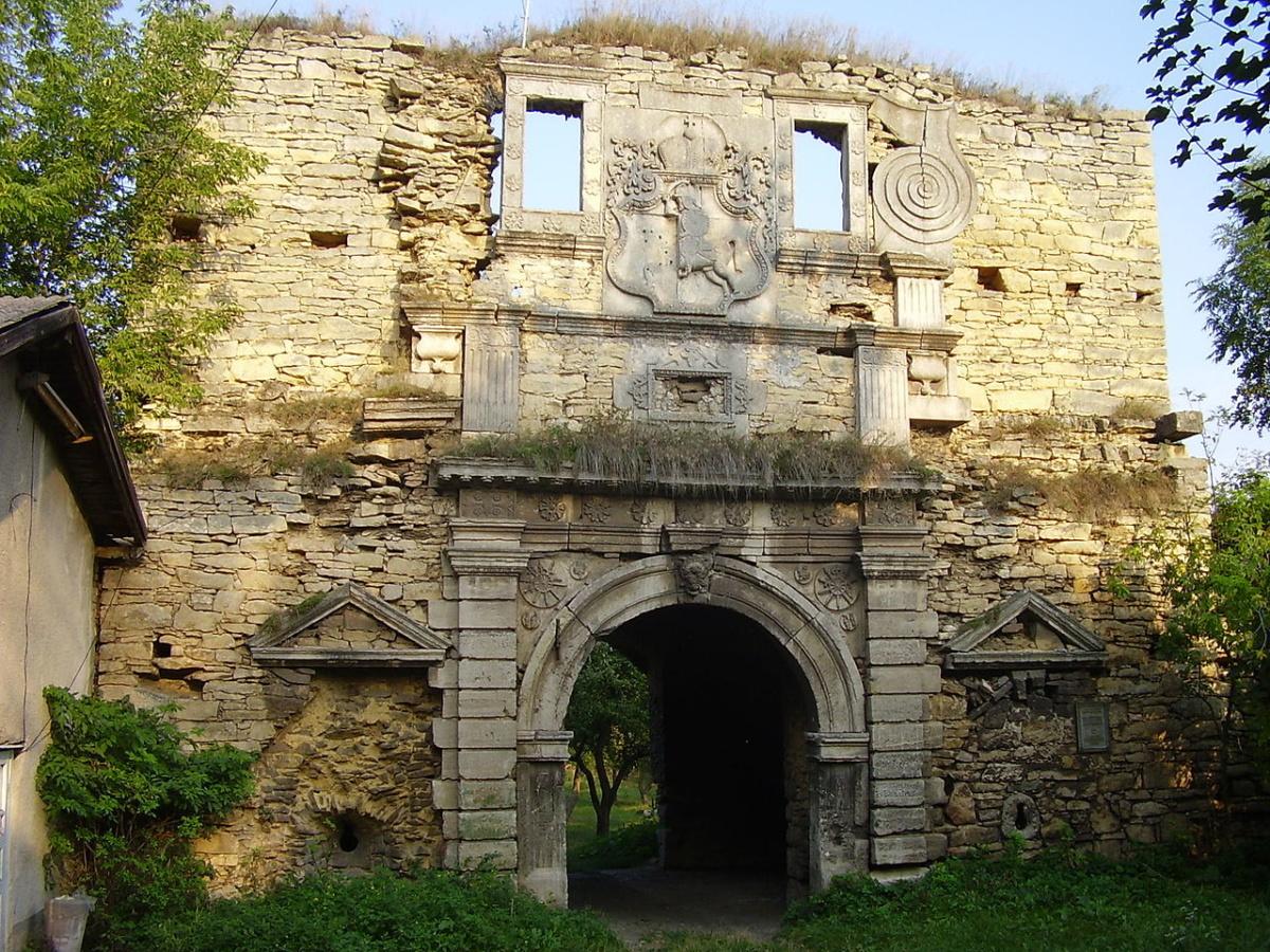 замок Чарторийських
