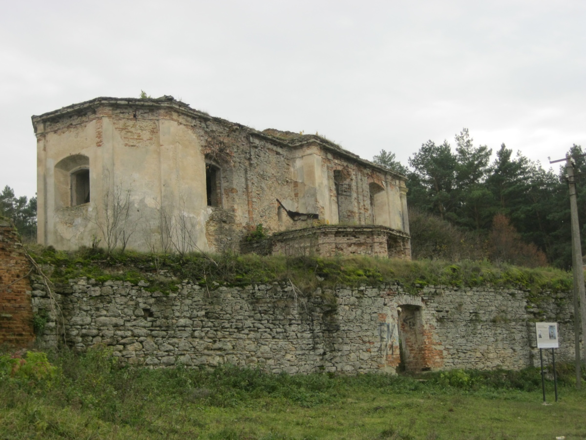 Тайкурський замок