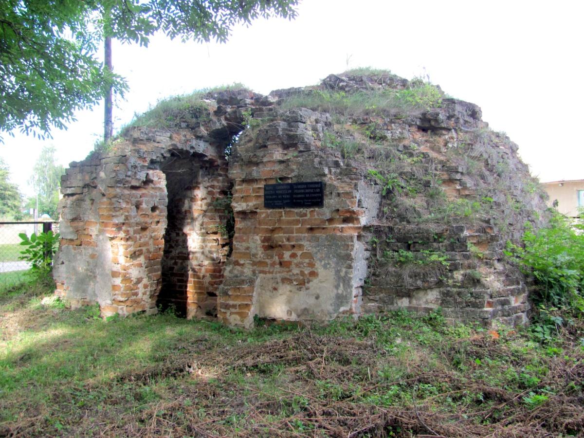 Степанський замок