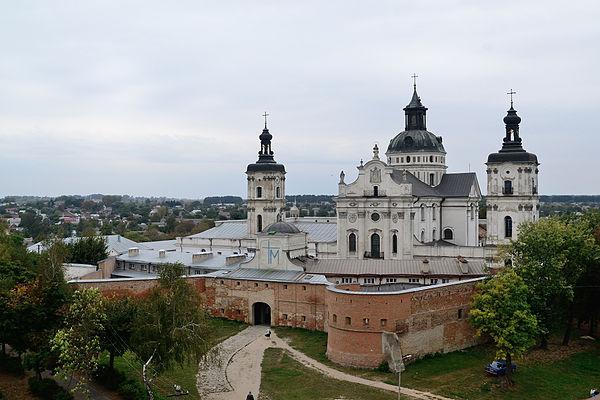 Замок у місті Бердичеві Житомирської області