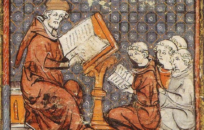 Студентство в Середньовіччі. | Фото: johnzada.com.