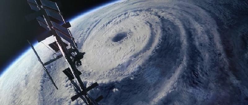 Кадр з фільму «Післязавтра»