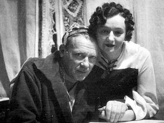 З дружиною Оленою
