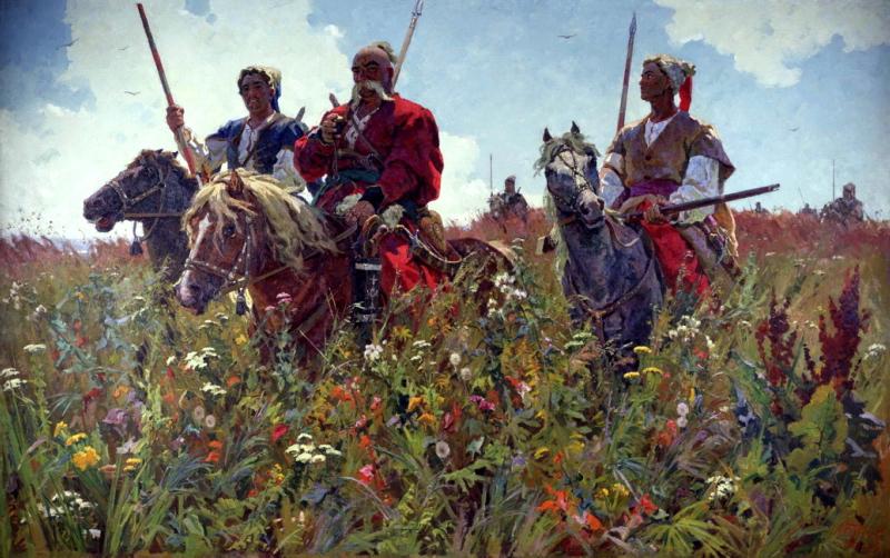 «Заклятий козак» Андрія Чайковського