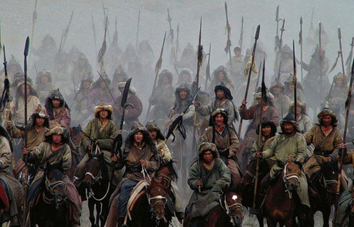 Армія Чингісхана. / Фото: liveinternet.ru