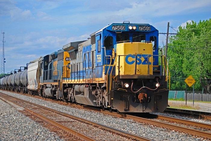 Швидкий розвиток видобувної, переробної промисловості, дали поштовх до розвитку залізничного транспорту.